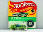 Hot Wheels Redline SUGAR CADDY Light Green Dark Int Blisterpack BP Carded WOW