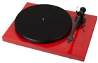 Pro Ject Debut Carbon Turntable Red