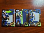 2015 Topps Triple Threads Football Cards 39