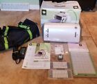 Cricut Create Personal Electronic Cutter Machine CRV001 + carry bag And fonts