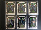 2012 Topps Strata Russell Wilson RC Lot. 6 Cards