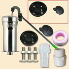 Hand Powered Pump Shake Suction Pump Stainless Steel Manual Well Water Pump Kit