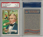 1956 Topps US Presidents Trading Cards 44