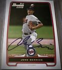 2012 Bowman Draft Pick and Prospects Baseball Prospect Autographs Guide 56