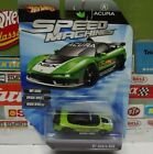 HOT WHEELS 164 SPEED MACHINES GREEN BLACK 01 ACURA NSX R8484