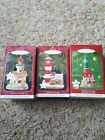 Hallmark Lighthouse Greetings Ornaments, Magic Collector's Series