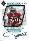 2005 Upper Deck Ultimate Collection Football 18