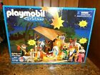 PLAYMOBIL CHRISTMAS NATIVITY WITH WISE MEN  ANIMAL  MANAGER  BOOK MINT 5719
