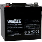 UB12550 12V 55Ah Scooter Wheelchair Mobility Deep Cycle AGM Battery Replacement