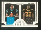 2011 Rookies and Stars Dual Jersey Non Auto Mark Ingram Cam Newton RC 299