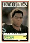 Marcus Allen Football Cards, Rookie Cards and Autographed Memorabilia Guide 14