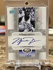 2011 UD All-Time Greats Michael Jordan Auto 10 10 UPPER DECK Clean On Card