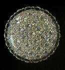 Antique ABP Russian Cut Glass Small Ice Cream Dish Shallow Dish