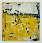 Original Impressionistic Landscape Painting On Recycled Cardboard By KADavis
