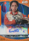 2020 Topps Star Wars Chrome Perspectives Resistance vs. The First Order Trading Cards - Checklist Added 33