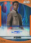 2020 Topps Star Wars Chrome Perspectives Resistance vs. The First Order Trading Cards - Checklist Added 19