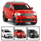 132 Jeep Grand Cherokee Trackhawk Model Car Diecast Toy Vehicle Collection Gift