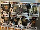 Funko Pop Tekken Bundle Stickers Exclusives From America Rare Retired Game Vinyl