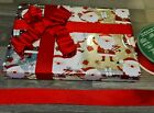 NEW Red Satin Wire Edge Ribbon Christmas Wedding Crafting Gift Wrap Bow wreath