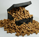 500 natural CHAMPAGNE corks variety of AUTHENTIC labels from an EXOTIC resort