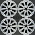 Lexus IS250 Painted 17 OEM Wheel Set 2006 to 2008
