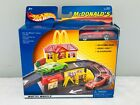 Hot Wheels MCDONALDS Play Set Red Corvette Sealed NEW