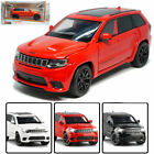 Jeep Grand Cherokee Trackhawk 1 32 Model Car Diecast Toy Vehicle Collection Gift