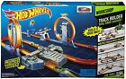 Hot Wheels Track Builder System Total Turbo Takeover Set Launcher Booster 2 Loop