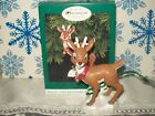HALLMARK RUDOLPH THE RED-NOSED REINDEER 1996 MAGIC CHRISTMAS CLUB ORNAMENTS