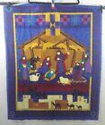 VIP Cranston Christmas Nativity for Quilting Wall Hanging Panel DreamSpinners