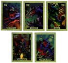 1994 Fleer Marvel Masterpieces Trading Cards 5