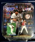 DEREK JETER 2000 Annual East Coast Starting Lineup Convention Figure + Protector