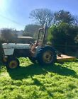 1967 David Brown 880 Tractor 6 Topper And Link Box