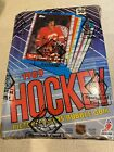 1989-90 TOPPS HOCKEY UNOPENED WAX BOX BBCE SEALED & AUTHENTICATED 36 ct PACKS