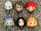 Harry Potter Hallmark Mystery Xmas Ornaments - Set Of 6 Includes RARE Voldemort