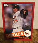 Hall of Fame Mike! Top 10 Mike Mussina Baseball Cards 15