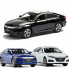 132 Honda 2020 Accord Sedan Model Car Diecast Toy Vehicle Collection Kids Gift