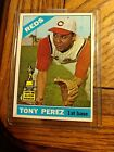 Tony Perez Cards, Rookie Card and Autographed Memorabilia Guide 16