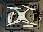 DJI Phantom 3 Standard Quadcopter Camera Drone Wit Hard Case And Accessories