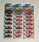 Lot of 18 Hot Wheels 91 GMC Syclone 150 Red Black