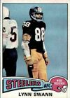 Lynn Swann Cards, Rookie Card and Autographed Memorabilia Guide 11
