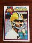 James Lofton Cards, Rookie Card and Autographed Memorabilia Guide 3