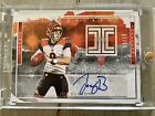 2020 Impeccable Landscape Auto Joe Burrow 9 15 1 1 Jersey # Bengals PSA? RC 🔥