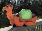 Vintage Empire 28 Christmas Nativity Camel Lighted Blow Mold