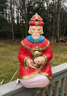 Vintage Empire 25 Three Kings Wise Man Nativity Lighted Blow Mold with Red Robe