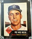Pee Wee Reese Cards, Rookie Card and Autographed Memorabilia Guide 4