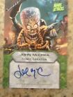 Martian Ink: 2013 Topps Mars Attacks Invasion Autographs Guide 36