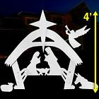 Outdoor Nativity Scene Set DecorationChristmas Yard 4 Foot 4 Foot