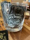 Sold Out 2020 Eric Church Jack Daniels single barrel select Rocks Glass  patch