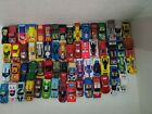 Lot Of mostly Vintage Matchbox hotwheels Cars 63 total used see pics G3